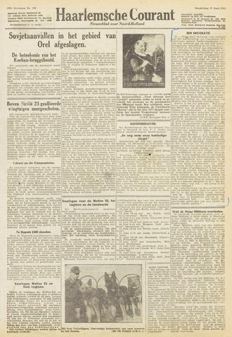 Haarlemsche Courant 1943-06-17