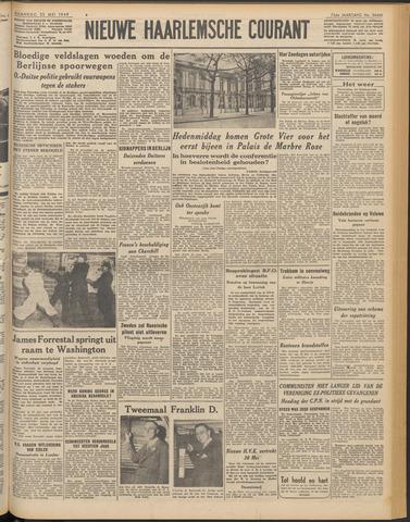 Nieuwe Haarlemsche Courant 1949-05-23