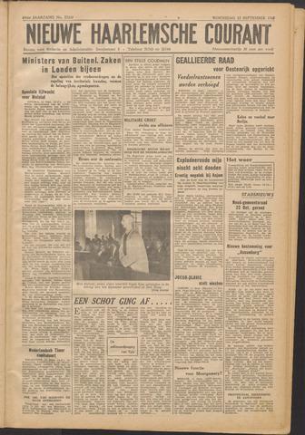 Nieuwe Haarlemsche Courant 1945-09-12