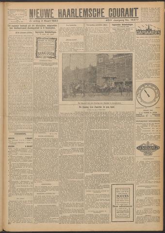 Nieuwe Haarlemsche Courant 1923-03-03