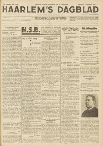 Haarlem's Dagblad 1935-08-07
