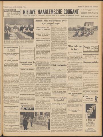 Nieuwe Haarlemsche Courant 1939-02-20