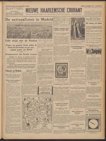 Nieuwe Haarlemsche Courant 1936-11-08