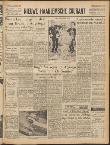 Nieuwe Haarlemsche Courant 1960-01-27