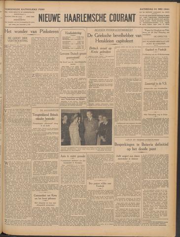 Nieuwe Haarlemsche Courant 1941-05-31