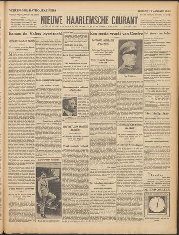 Nieuwe Haarlemsche Courant 1933-01-13