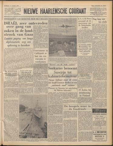 Nieuwe Haarlemsche Courant 1957-03-16