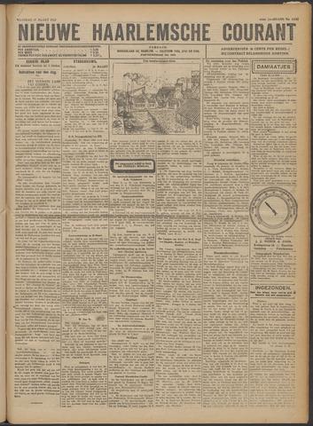 Nieuwe Haarlemsche Courant 1922-03-27