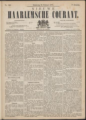 Nieuwe Haarlemsche Courant 1878-02-21