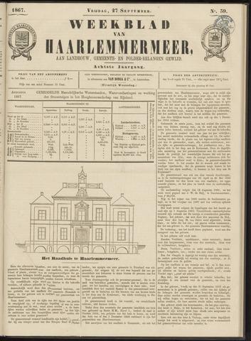Weekblad van Haarlemmermeer 1867-09-27