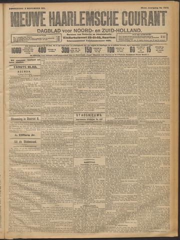 Nieuwe Haarlemsche Courant 1911-11-02