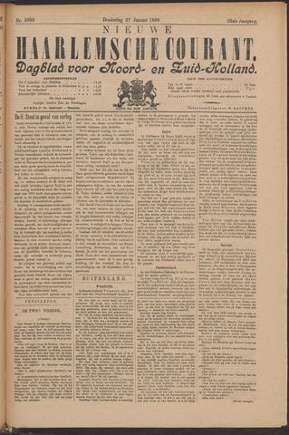 Nieuwe Haarlemsche Courant 1898-01-27