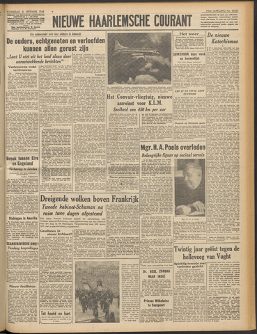 Nieuwe Haarlemsche Courant 1948-09-08