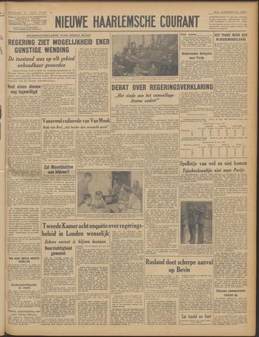 Nieuwe Haarlemsche Courant 1947-07-11