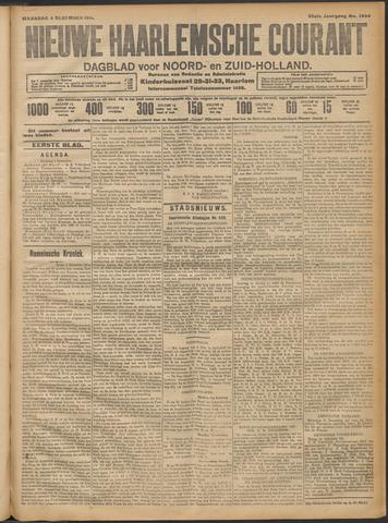 Nieuwe Haarlemsche Courant 1911-12-04