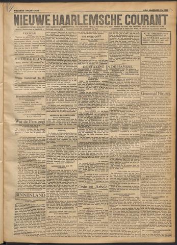 Nieuwe Haarlemsche Courant 1920-03-01