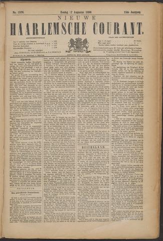 Nieuwe Haarlemsche Courant 1890-08-17