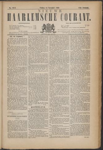 Nieuwe Haarlemsche Courant 1890-11-14