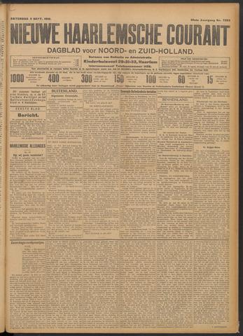 Nieuwe Haarlemsche Courant 1910-09-03