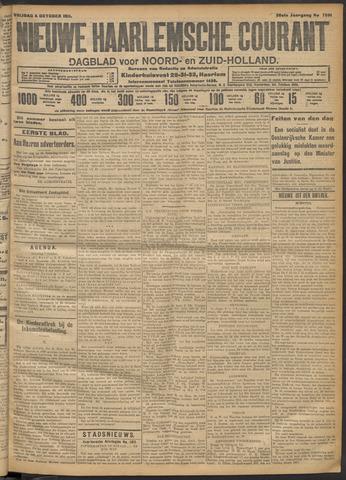 Nieuwe Haarlemsche Courant 1911-10-06