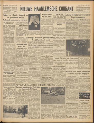 Nieuwe Haarlemsche Courant 1949-10-17
