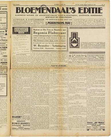Bloemendaal's Editie 1926-05-16