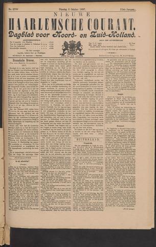 Nieuwe Haarlemsche Courant 1897-10-05
