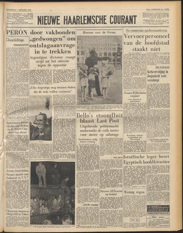 Nieuwe Haarlemsche Courant 1955-09-01