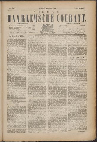 Nieuwe Haarlemsche Courant 1888-08-24