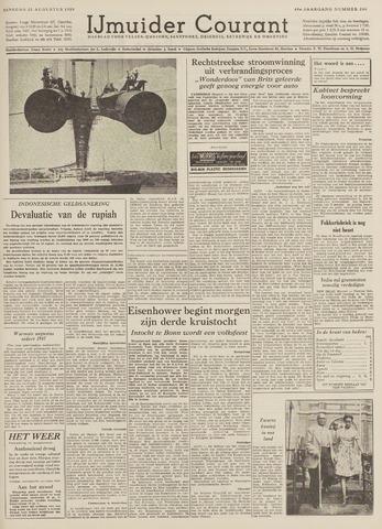 IJmuider Courant 1959-08-25