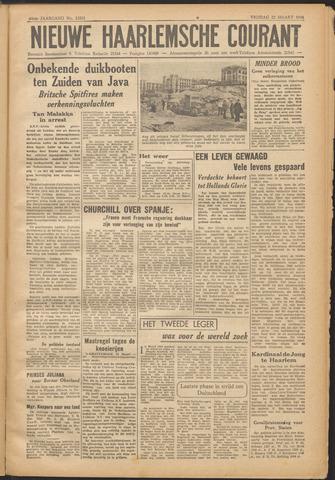 Nieuwe Haarlemsche Courant 1946-03-22