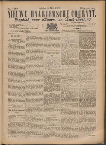 Nieuwe Haarlemsche Courant 1903-05-08