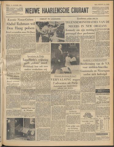 Nieuwe Haarlemsche Courant 1960-11-18