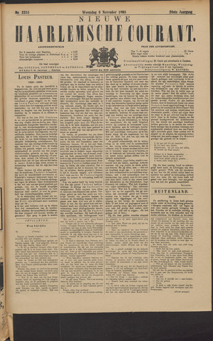 Nieuwe Haarlemsche Courant 1895-11-06