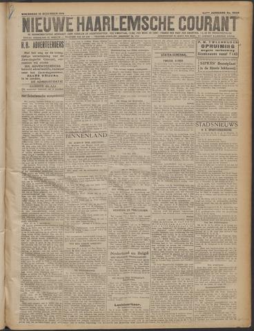 Nieuwe Haarlemsche Courant 1919-12-10