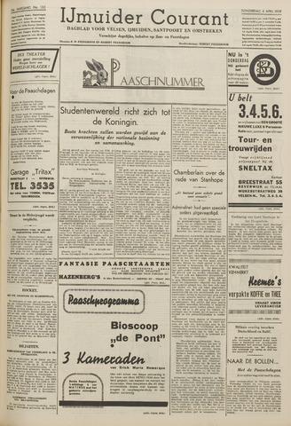 IJmuider Courant 1939-04-06