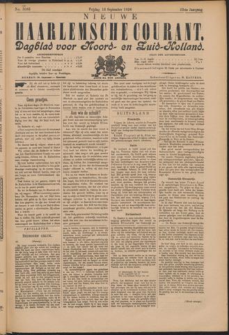 Nieuwe Haarlemsche Courant 1898-09-16