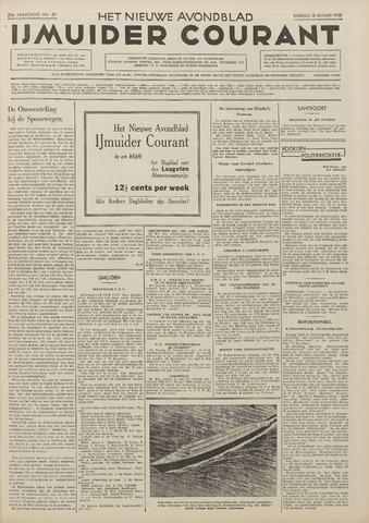 IJmuider Courant 1938-01-18