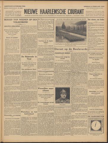 Nieuwe Haarlemsche Courant 1934-02-06