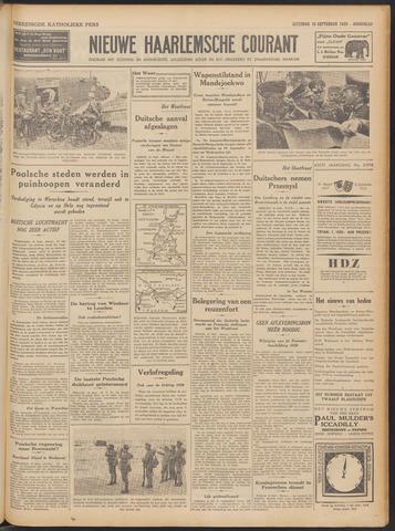 Nieuwe Haarlemsche Courant 1939-09-16