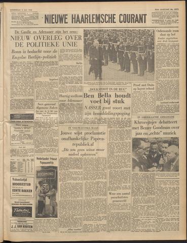 Nieuwe Haarlemsche Courant 1962-07-05