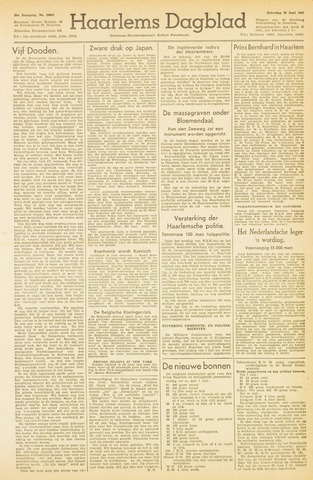 Haarlem's Dagblad 1945-06-30