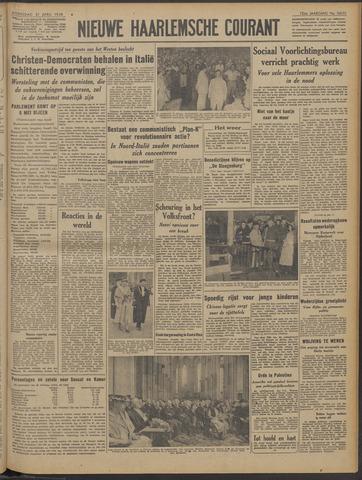 Nieuwe Haarlemsche Courant 1948-04-21