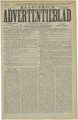 Haarlemsch Advertentieblad 1900-06-27