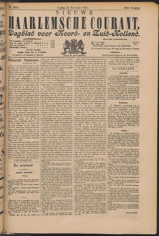 Nieuwe Haarlemsche Courant 1901-11-22