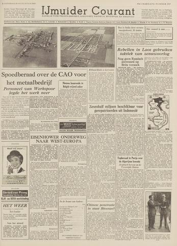 IJmuider Courant 1959-08-26