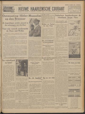 Nieuwe Haarlemsche Courant 1940-03-18
