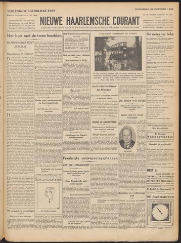 Nieuwe Haarlemsche Courant 1932-10-26