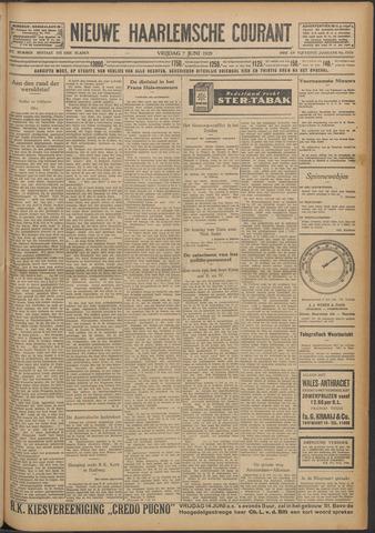 Nieuwe Haarlemsche Courant 1929-06-07