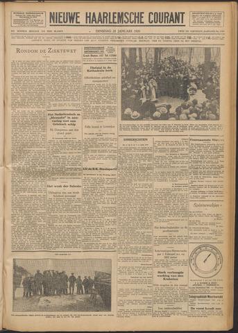Nieuwe Haarlemsche Courant 1929-01-29